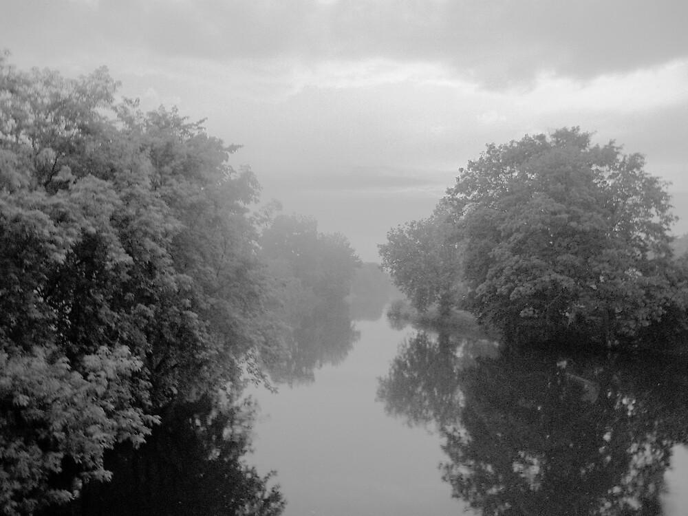 Evening mist by marchello
