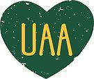 Universität von Alaska - Anchorage Heart von its-anna