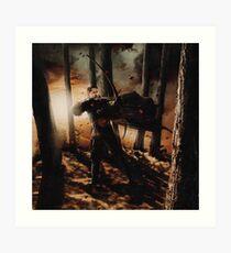 Robin Hood Art Print