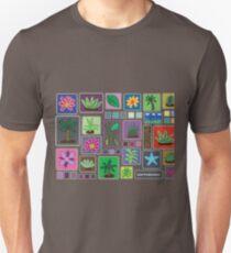 Plantas Cuadros Unisex T-Shirt