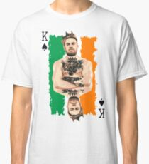 The King Conor Mcgregor Classic T-Shirt