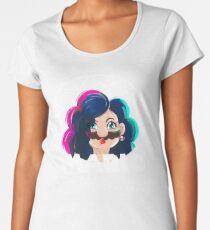 Mario and the Diamonds Women's Premium T-Shirt