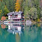Weissensee - Kaernten - Austria by Arie Koene