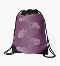 Hippoline - Hippo Drawstring Bag