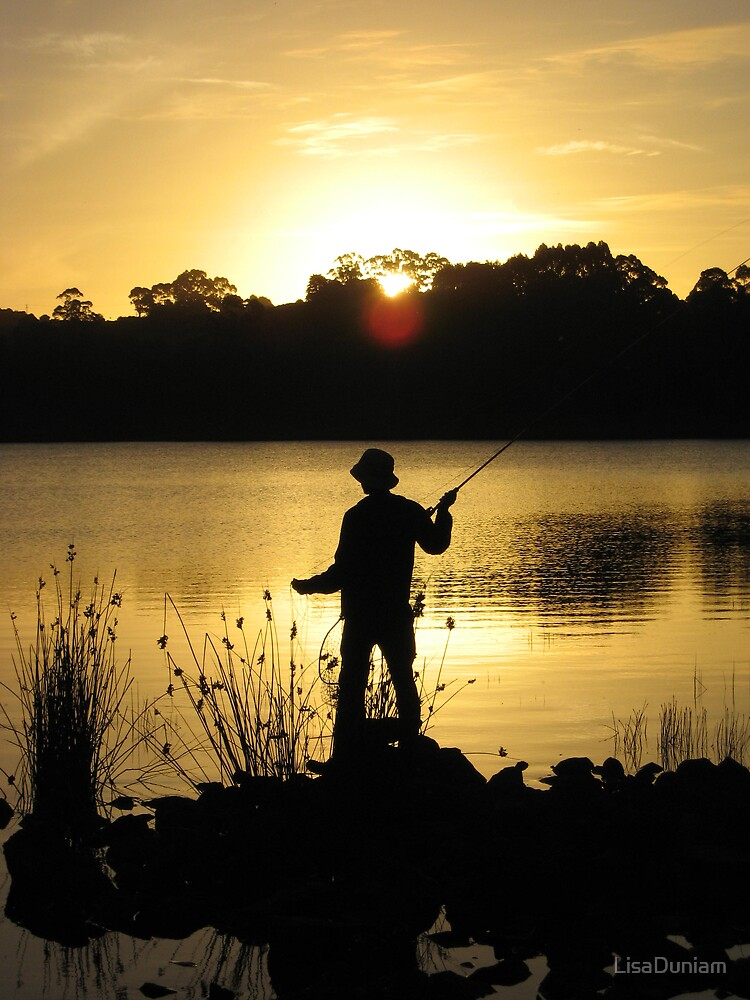 Fishing by LisaDuniam