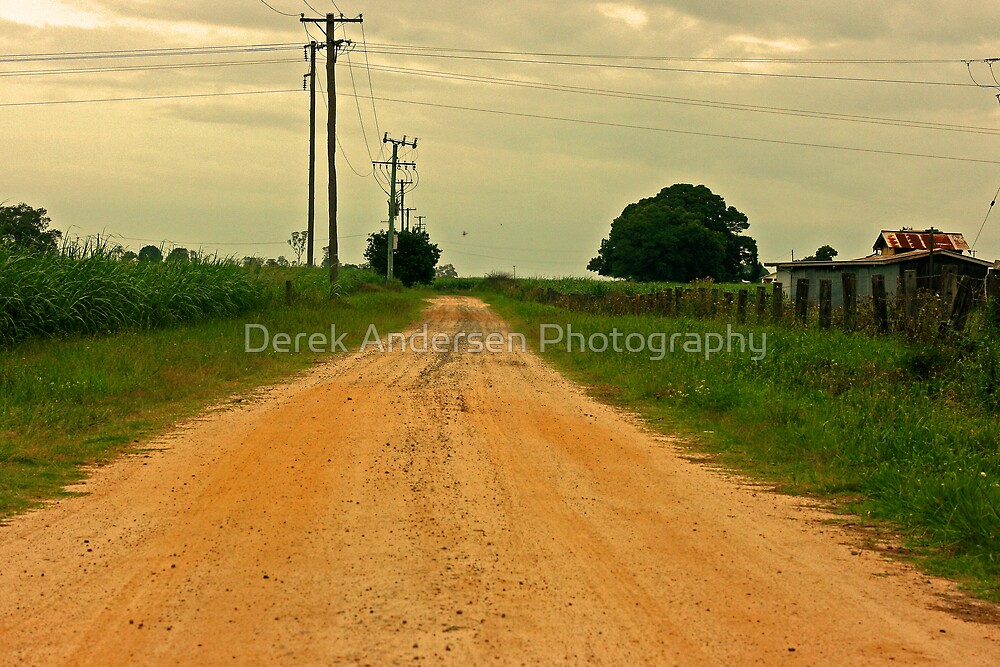 Our track by Derek Andersen Photography