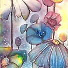 flowers #1 by MarikaMakes