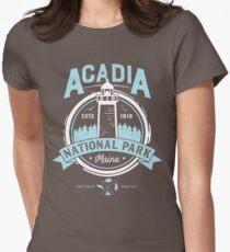 Acadia National Park Maine Vintage T Shirt Men Women T-Shirt
