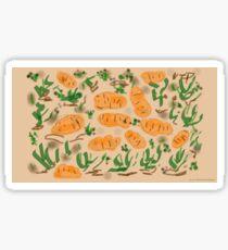 Sweet Potatoes Sticker