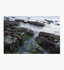 Erie Water Photographic Print