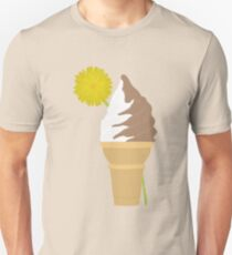 Dandelion's Chocolate and Vanilla Swirl Unisex T-Shirt