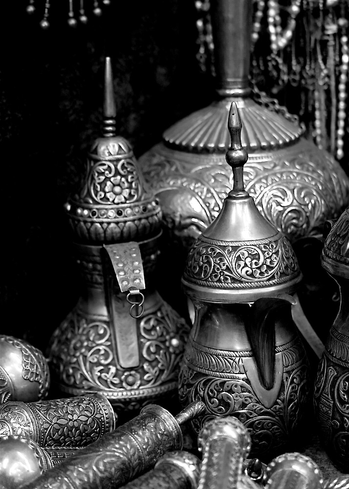 Silver Coffee Pots by marycarr