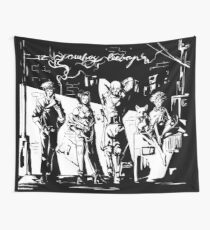 See you space cowboy... Wall Tapestry