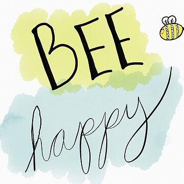Bee Happy! by theBibliophile