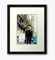 """King Alberto VIII"" 2016 Framed Print"