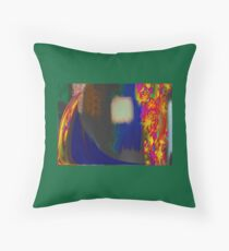 Wave by Mickeys Art And Design.Biz Throw Pillow