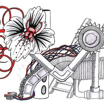 The Machine No. 2 by dragonflydi