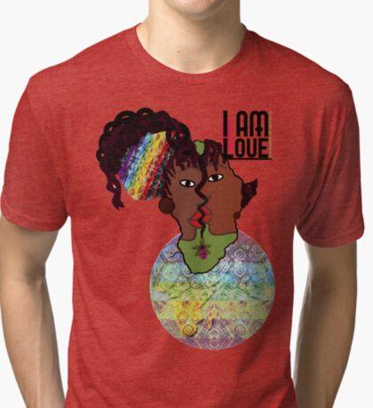 Zen Toute Bagaille Tri-blend T-Shirt