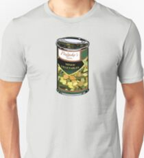 Pozinsky's Vegetables (Mixed)  T-Shirt