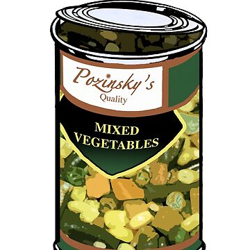 Pozinsky's Vegetables (Mixed)  by hopskipstepp
