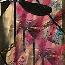 Black Dragonfly by Susan  Detroy