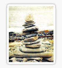 Stone Sculpture Sticker
