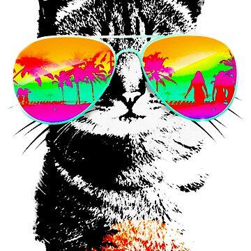 Summercat by Flontemyers