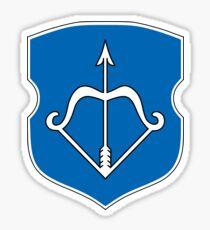 Armoiries de Brest, Biélorussie Sticker
