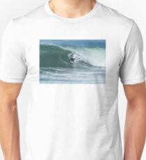 Bodyboarder in action T-Shirt