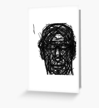 'Nihilist' Greeting Card