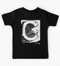 Consuming the Rocket (White Version) Kids Clothes