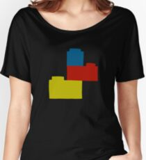 Bricks Women's Relaxed Fit T-Shirt