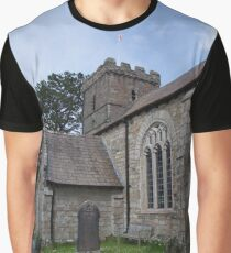 South Brent Parish Church Graphic T-Shirt