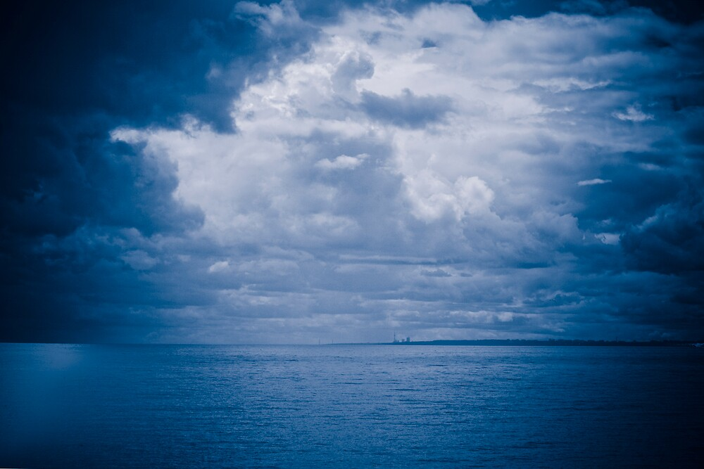 He Saw the Heavens Parting by Elizabeth Salib