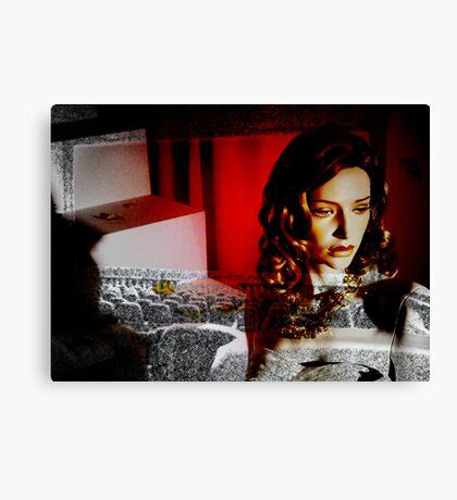Dark Noir Canvas Print