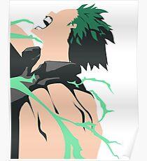 Midoriya Full Cowl Poster