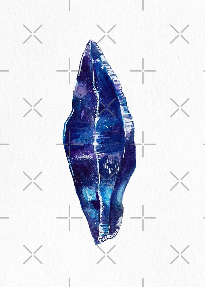 Sapphire by Catherine Herold