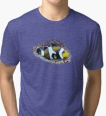 Clowning around  Tri-blend T-Shirt
