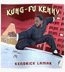 Kung Fu Kenny Poster