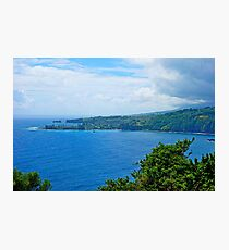 Road to Hana Study 10  Photographic Print