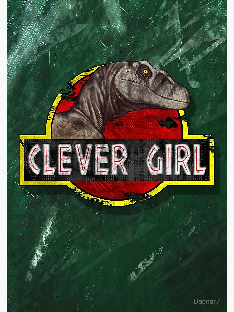Clever Girl by Daenar7