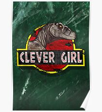 Clever Girl Poster