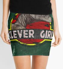 Clever Girl Mini Skirt