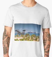Big Ships and Steel trees Men's Premium T-Shirt