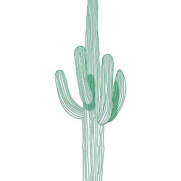 Cactus pattern by o2creativeNY