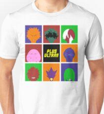 My Hero Academia - Hero Squares, Plus Ultra!! T-Shirt
