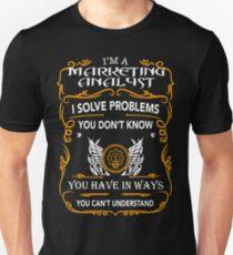 MARKETING ANALYST T-Shirt