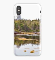 Peggy's Cove Hidden Inlet iPhone Case