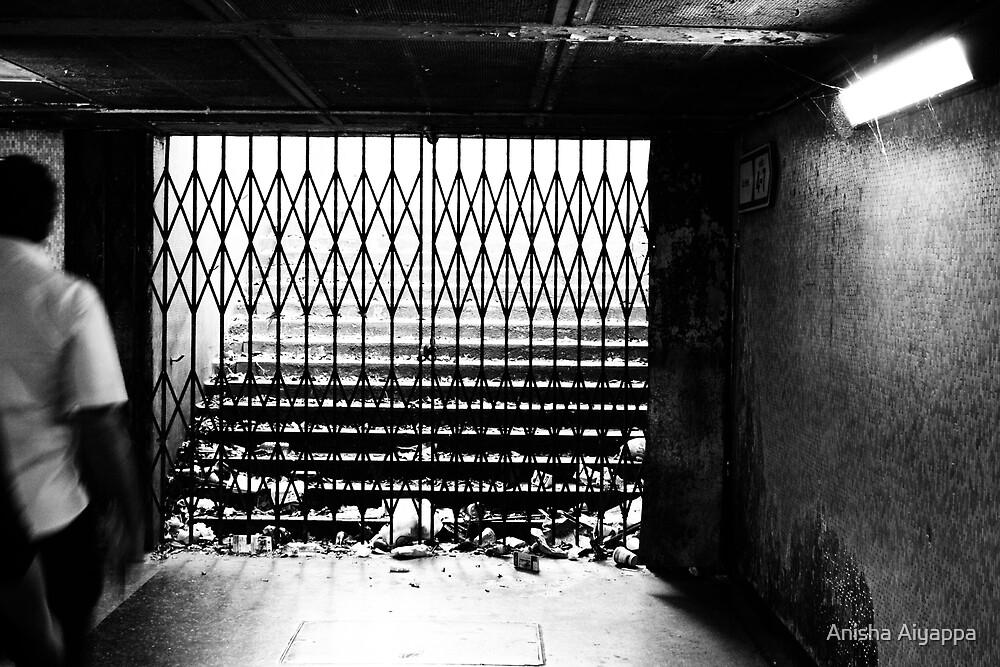 underworld by Anisha Aiyappa