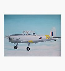 De Haviland Chipmunk Trainer Photographic Print